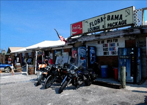 Flora Bama Lounge and Package Store: www.waterworldphotography.com/FloraBama.html